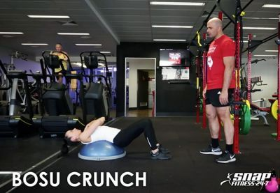 HIIT Training mit Snap Fitness-Trainer Steve Irwin