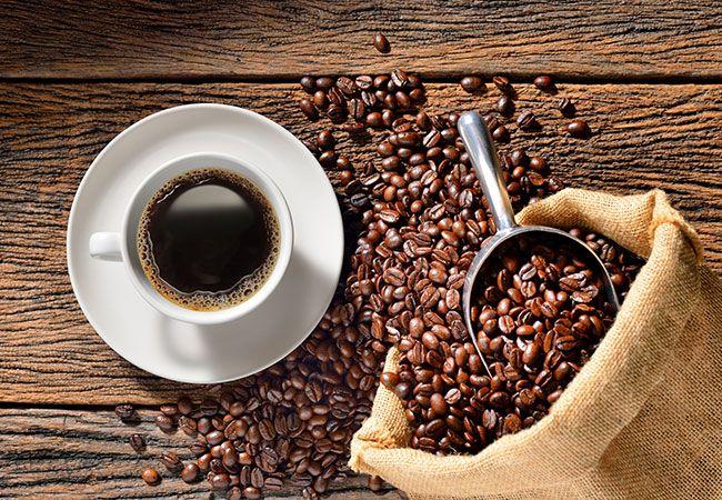 Wie Koffein wirkt sich Ihr Verlangen