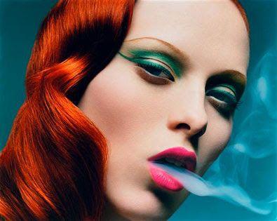 Wie mit dem Rauchen Effekte Ihr Aussehen