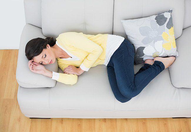 Wie zu schlagen Müdigkeit