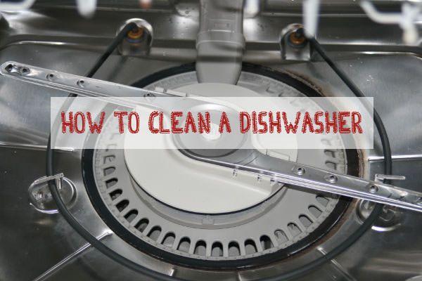 Wie eine Spülmaschine reinigen?