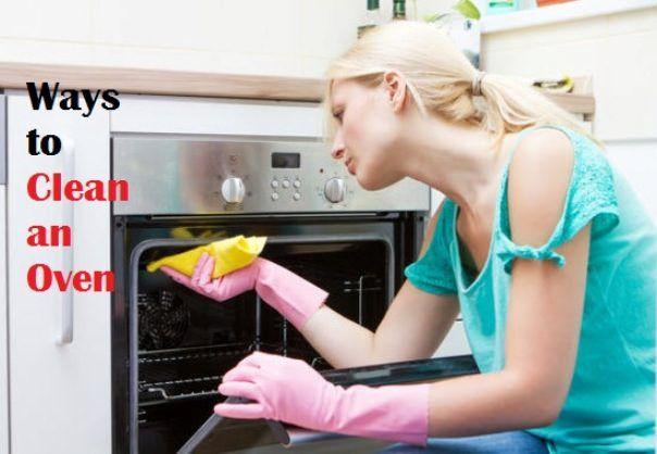 Wie ein Ofen reinigen?