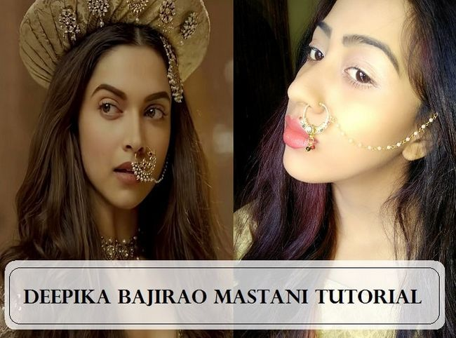 Gewusst wie: deepika padukone Bajirao Mastani Make-up Tutorial