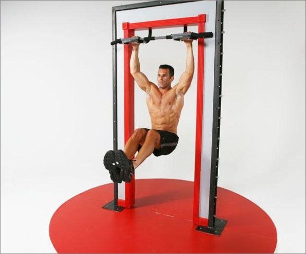 Wie zu tun bar Übungen nach oben ziehen?