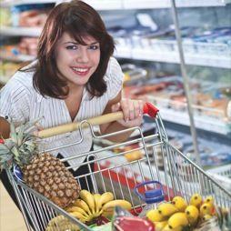 Wie man gut essen in einem Haushalt