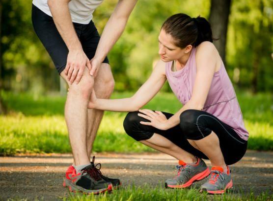 Wie loswerden Muskelkater schnell?