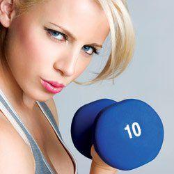 Wie man Gewichte heben, ohne zuzunehmen