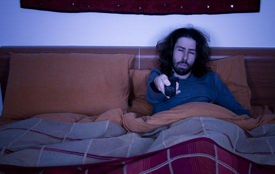 Wie machen Sie sich müde und schnell einschlafen?