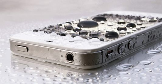 Wie ein nasses Handy zu retten?