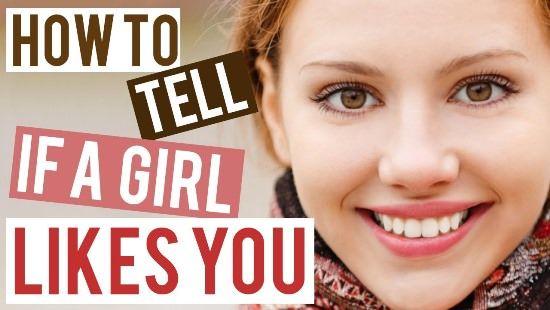 Wie kann man sagen, wenn ein Mädchen, das du gerne?