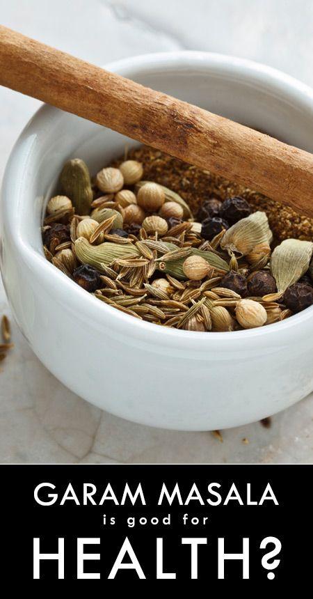 Ist Garam Masala gut für die Gesundheit?