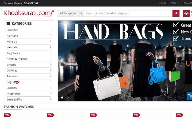 Khoobsurati.com - Online-Shopping-Shop für Schönheit, Gesundheit und Mode