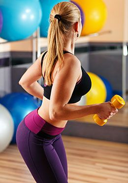 Kick-ass Po-Training für Frauen