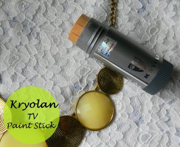 Kryolan tv Lackstift Stiftung FS42: Muster, Überprüfung und zur Bewerbung