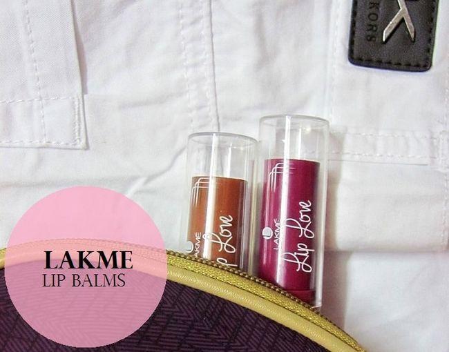 Lakme Lippe Liebe Lippenpflege Bewertung, Muster: Kakao, Trauben