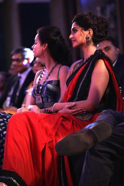 L`Oreal Paris femina awards 2012 - wer trug was? (Teil 1)