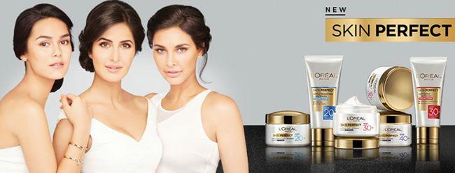 L`Oréal Haut perfekt Experte Pflegeserie für Alter 20+, 30+, 40+: Preis, Produkte