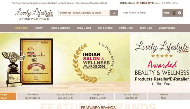 Schöne Lifestyle: Shop Schönheit & Wellness-Produkte in Indien