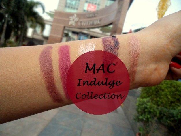 Mac frönen Sammlung Muster: Lippenstifte