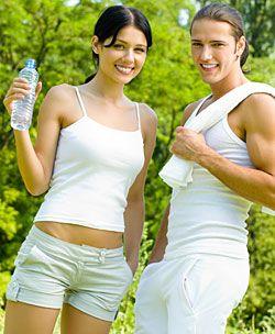 Die Aufrechterhaltung Ihre Gesundheit und Fitness im Finale