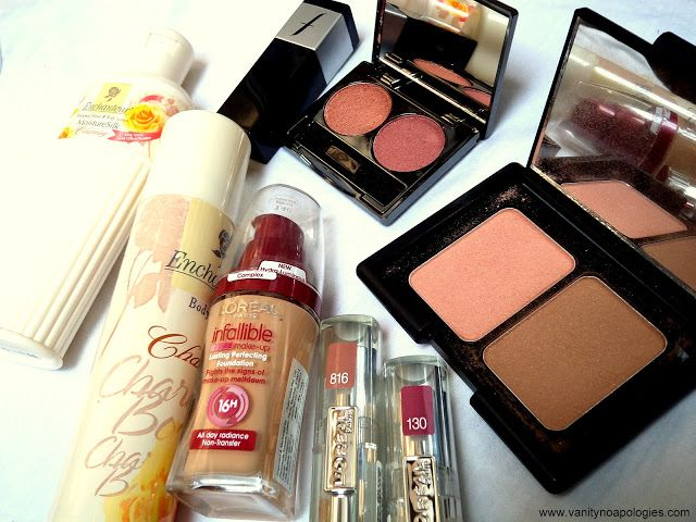 Make-up und Beauty-Favoriten: März 2012