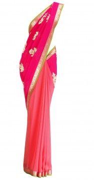 Make-up zu beglückwünschen eine korallenrosa saree für eine Hochzeit: Leser-Abfrage