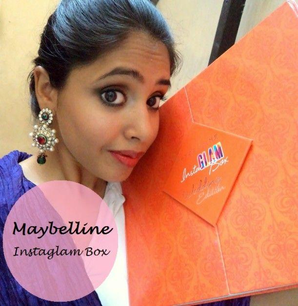 Maybelline instaglam Box Hochzeit Ausgabe: Überprüfung und Make-up Look