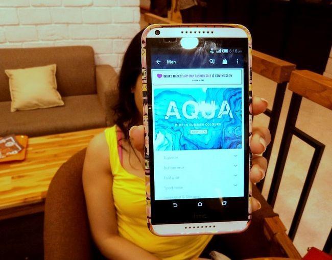 Das moderne Märchen mit Myntra App: Schöne und das Biest