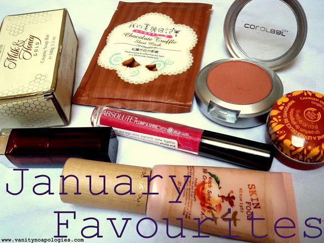 Monat Favoriten - Januar 2012