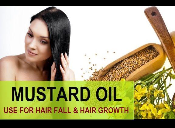 Senföl für Haarausfall, graues Haar und Nachwachsen