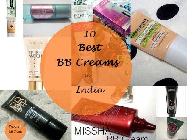 Meine 10 besten bb Cremes in Indien