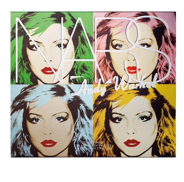 Nars & Andy Warhol collection - was le-Designs sind aus