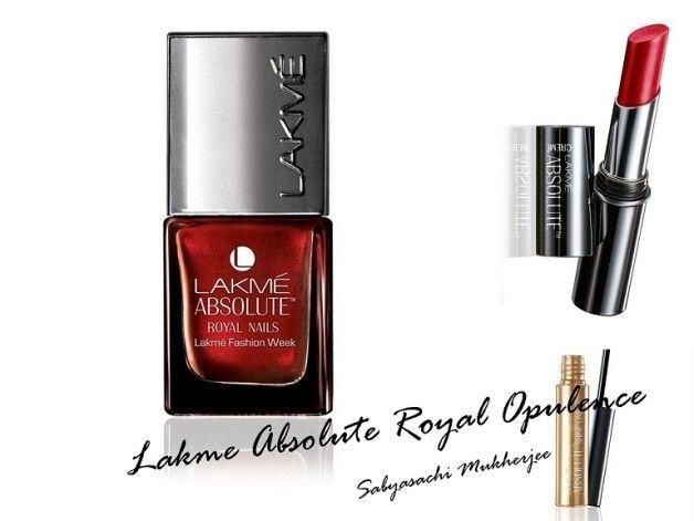 New lakme absolute König Opulenz Sammlung von Sabyasachi: Produkte, Preis