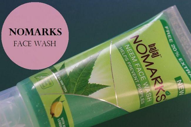 Nomarks Neem Gesicht zu waschen: Bewertung und Preis