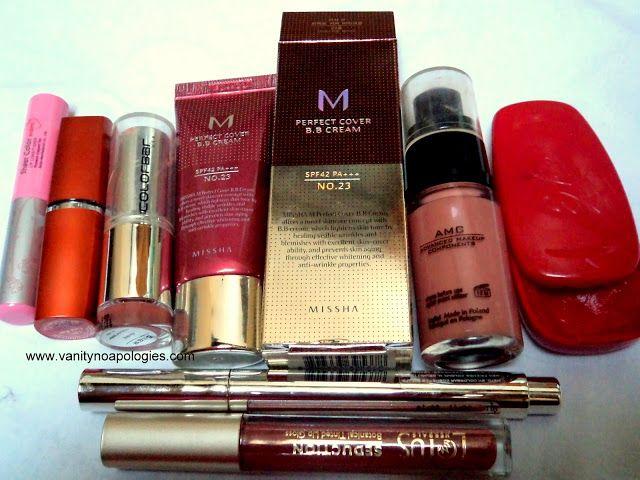 November Favoriten ~ Make-up und Hautpflege
