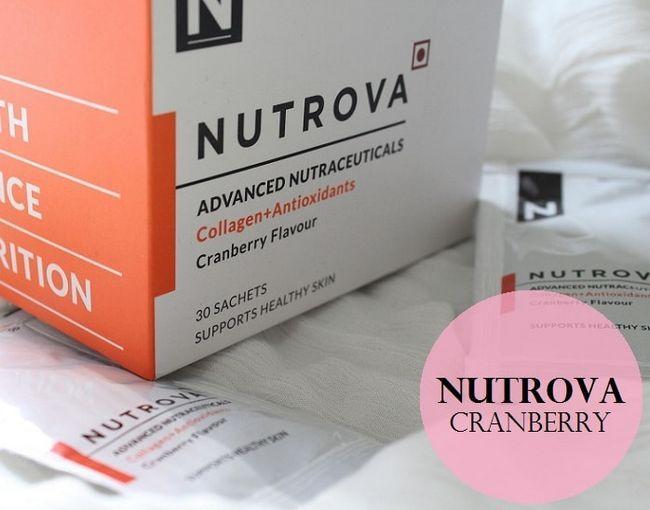 Nutrova Kollagen + Antioxidantien ergänzt: Überprüfung, wie zu nutzen