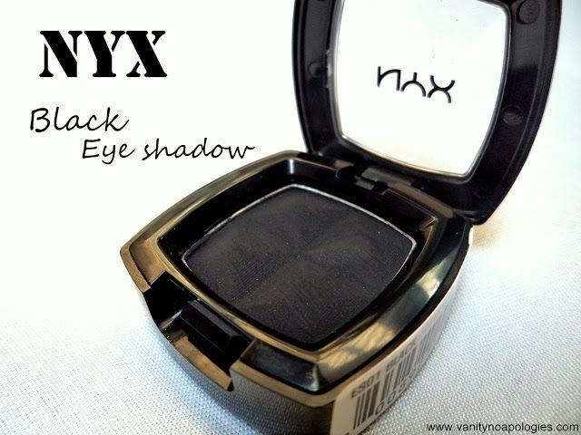 Nyx einzelne Lidschatten schwarze Bewertung, Muster - die 5 Möglichkeiten, wie Sie es verwenden können