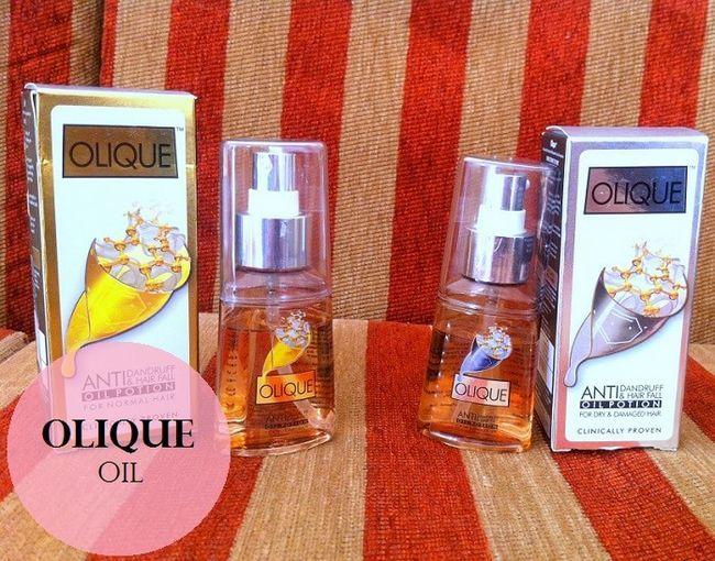 Olique Anti-Schuppen & hairfall Öl Trank Bewertung, Preis: normale, trockene strapaziertes Haar