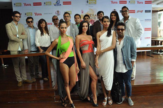 Post Ereignis Release und Bilder von Indien Resort Fashion Week 2011 erster Ankündigung