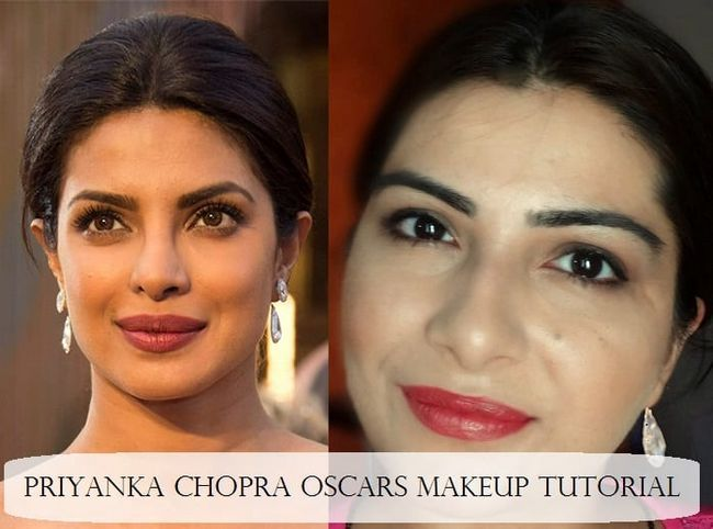 Priyanka chopra inspiriert Augen Make-up Tutorial