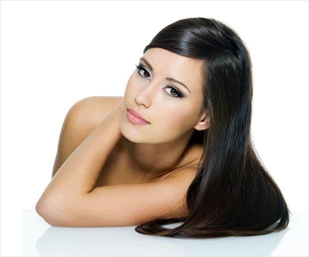 Protein Behandlung für natürliches Haarwachstum