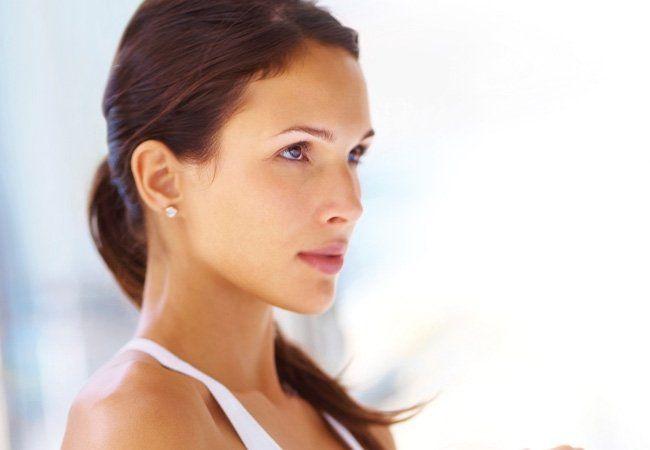 Hautproblem: Feuchtigkeitsverlust