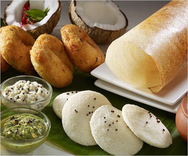 Südindisch Frühstück Rezepte