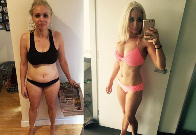 Suzie Solbrandt: September 2015 BodyBlitz Gewinner