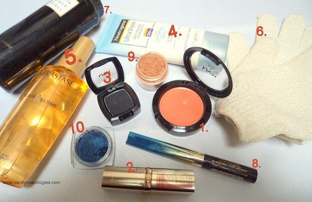 Die am meisten verwendeten Beauty-Produkte? - April und Mai 2012