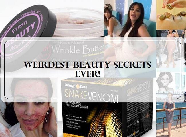 Top 10 Beauty-Geheimnisse von Hollywood-Schauspielerinnen enthüllt