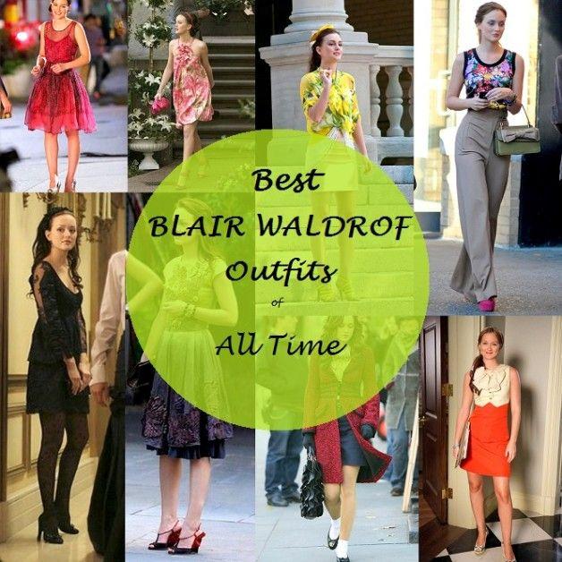 Top 10 waldorf aka blair leighton meester Outfits in Gossip Girl: von allen 6 Jahreszeit!