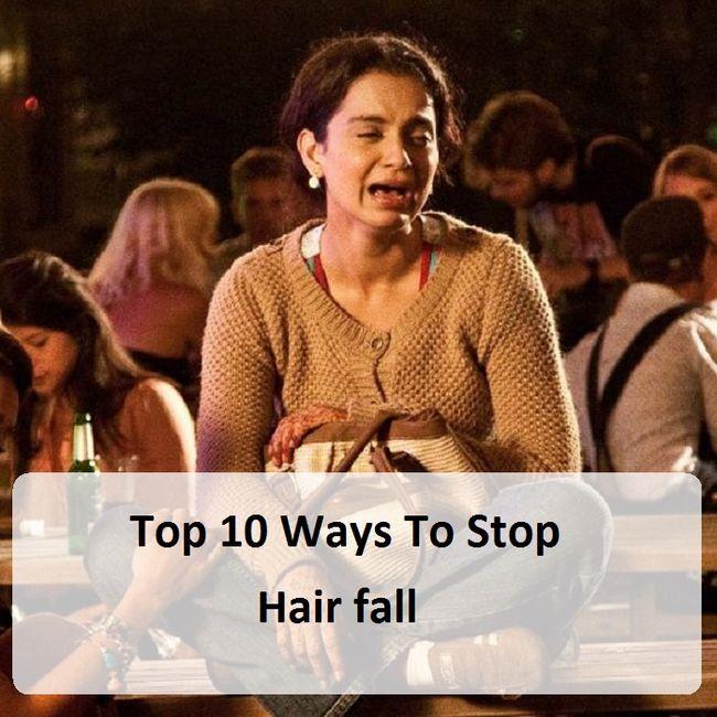 Top 10 effektive Tipps und Hausmittel Haare fallen steuern
