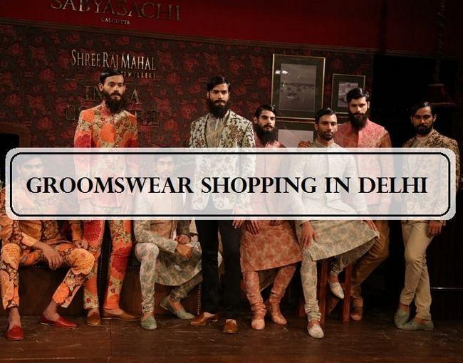 Top 10 Bräutigam Verschleiß Geschäfte und Boutiquen in delhi