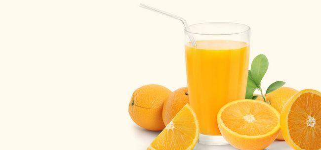 Top 10 gesundheitlichen Vorteile von Orangensaft